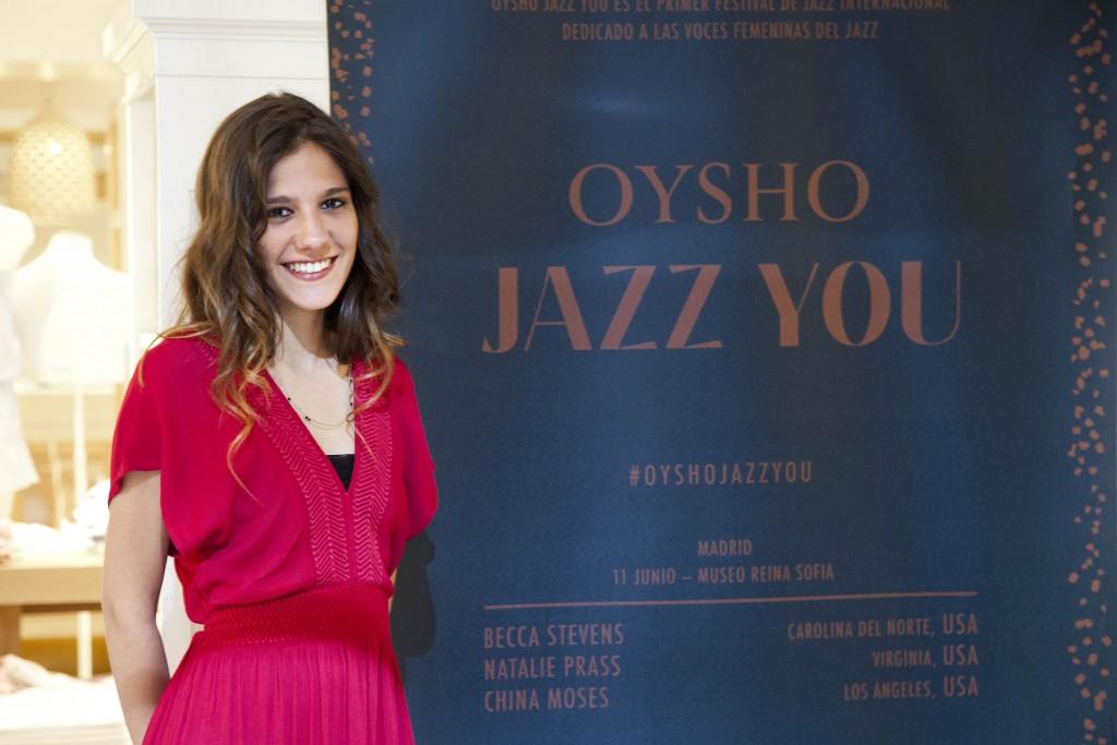 Oysho Jazz You Eva Fern†ndez (1)