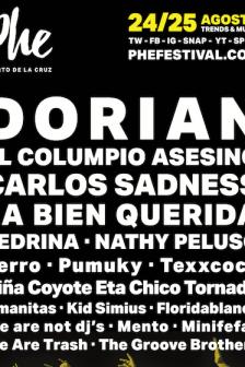 cartel phe festival 2018